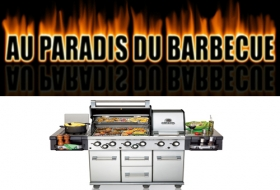 Au paradis du barbecue