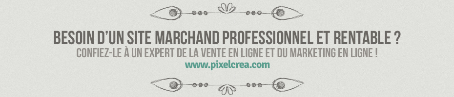 creation site e-commerce par un graphiste freelance